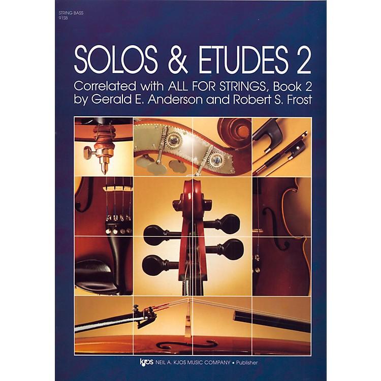 KJOSSolos And Etudes, BK1/STR BS