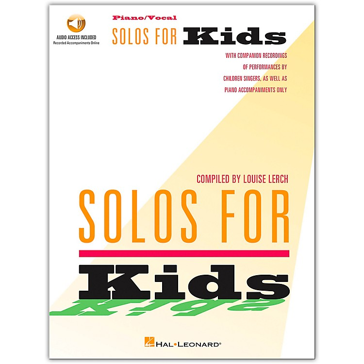 Hal Leonard Solos for Kids Book/CD Pkg