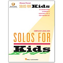 Hal Leonard Solos for Kids (Book/Online Audio)