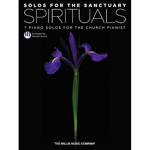 Willis Music Solos for the Sanctuary - Spirituals Willis Series Book by Various (Level Mid to Late Inter)-thumbnail