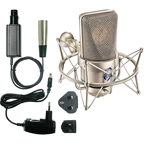 Neumann Solution D TLM 103 D Microphone Starter Set With AES/EBU Interface - 44.1/48kHz