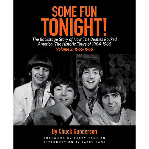 Backbeat Books Some Fun Tonight Vo1 2!  The Backstage Story of How The Beatles Rocked America '65 - '66-thumbnail