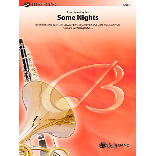 Alfred Some Nights Concert Band Level 1 Set-thumbnail