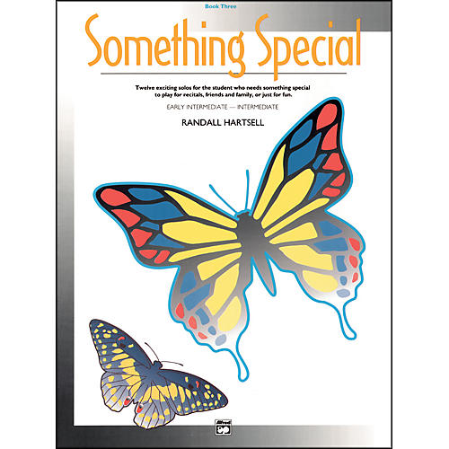 Alfred Something Special Book 3