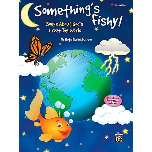Alfred Something's Fishy! - InstruTrax CD-thumbnail
