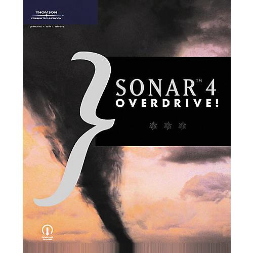 Course Technology PTR Sonar5 Overdrive! Book