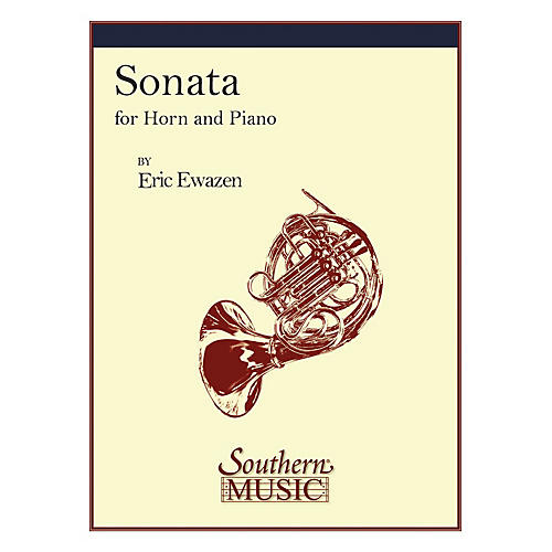 Southern Sonata (Horn) Southern Music Series Composed by Eric Ewazen-thumbnail