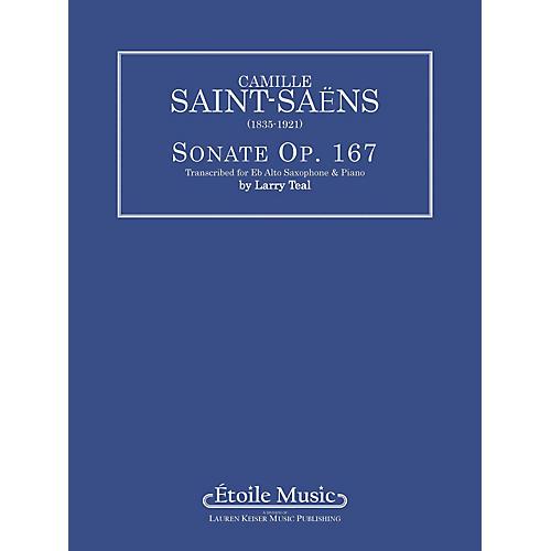 Lauren Keiser Music Publishing Sonata Op. 167 LKM Music Series-thumbnail