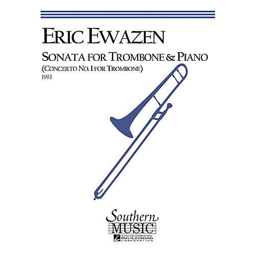 Southern Sonata (Trombone) Southern Music Series Composed by Eric Ewazen-thumbnail