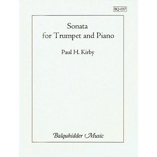 Carl Fischer Sonata for Trumpet & Piano Book