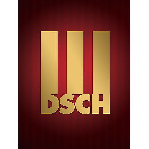 DSCH Sonata for Violin and Piano, Op. 134 DSCH Series Composed by Dmitri Shostakovich-thumbnail