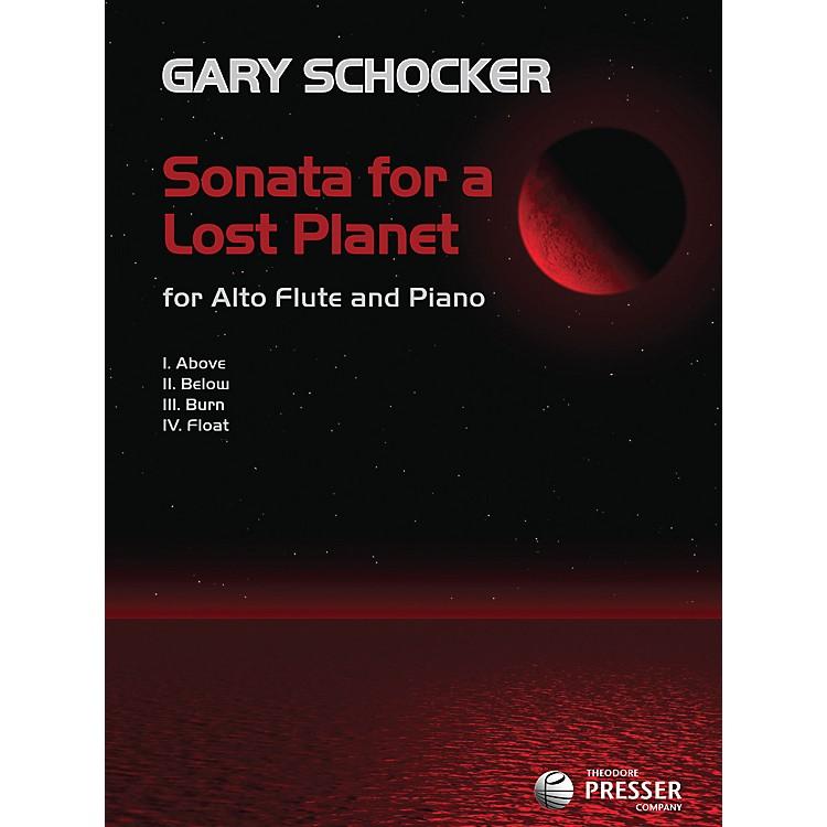 Carl FischerSonata for a Lost Planet Book