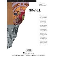 Faber Piano Adventures Sonata in C Major (K545) Faber Piano Adventures® Series Composed by Wolfgang Amadeus Mozart