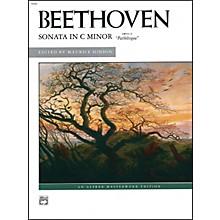 "Alfred Sonata in C Minor Op. 13 (""Pathtique"")"