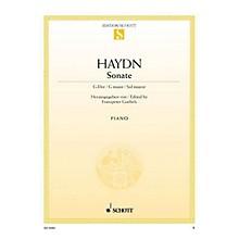 Schott Sonata in G Major, Hob 16:27 (from the Urtext) Schott Series