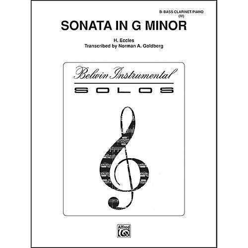 Alfred Sonata in G Minor