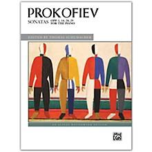 Alfred Sonatas, Opp. 1, 14, 28, 29 Advanced