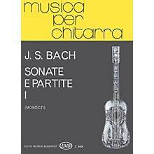 Editio Musica Budapest Sonate & Partite - Volume 1 EMB Series by Johan Sebastian Bach