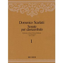 Ricordi Sonate per Clavicembalo Volume 3 Critical Edition Piano Collection by Scarlatti Edited by Emilia Fadini