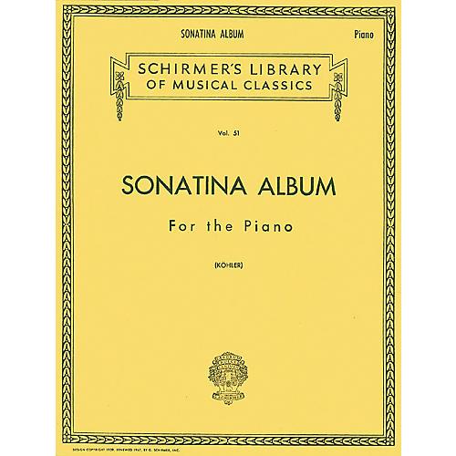 G. Schirmer Sonatina Album