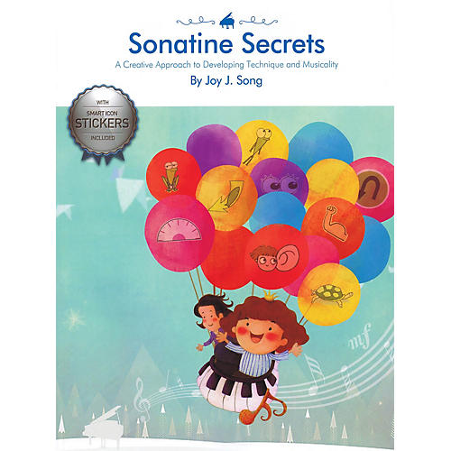 Korea Institute of Piano Pedagogy Sonatine Secrets Educational Piano Library Series Softcover Written by Joy J. Song-thumbnail
