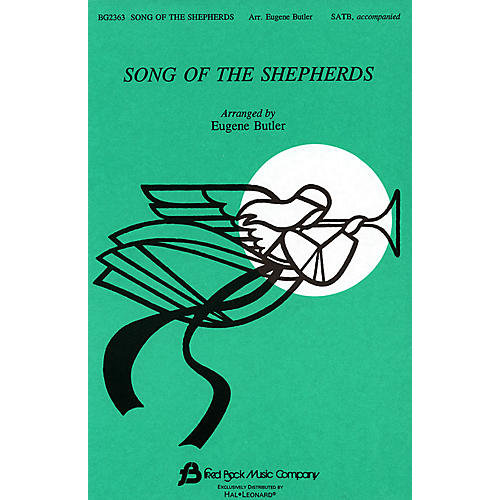 Fred Bock Music Song of the Shepherds (Medley) SATB arranged by Eugene Butler-thumbnail