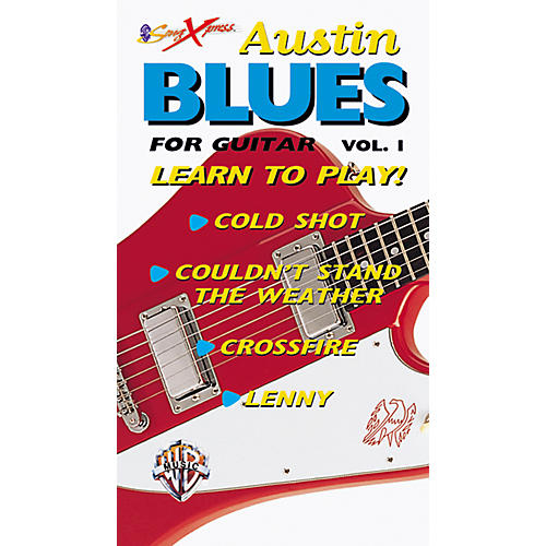 Alfred SongXpress Austin Blues for Guitar - Volume 1 Video