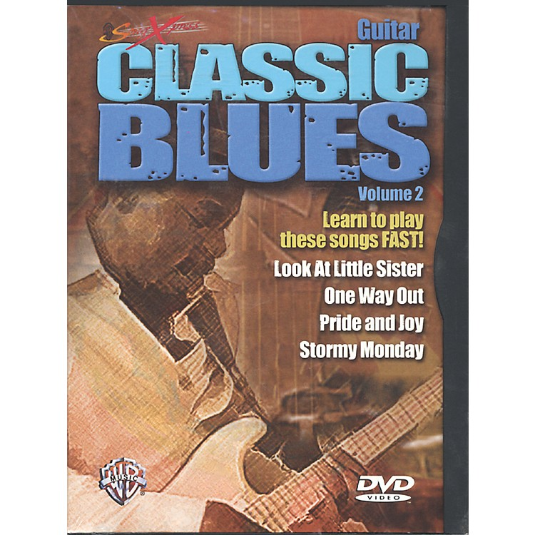 Alfred SongXpress Classic Blues Volume 2 DVD