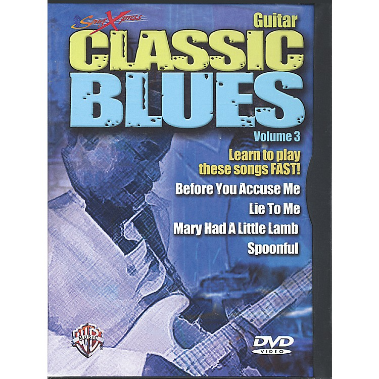 Alfred SongXpress Classic Blues Volume 3 DVD