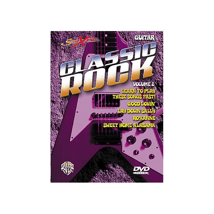 AlfredSongXpress Classic Rock Volume 2 DVD