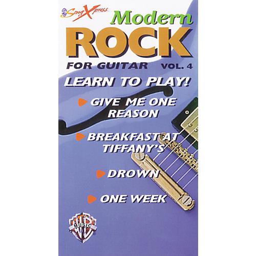 Alfred SongXpress Modern Rock, Volume 4