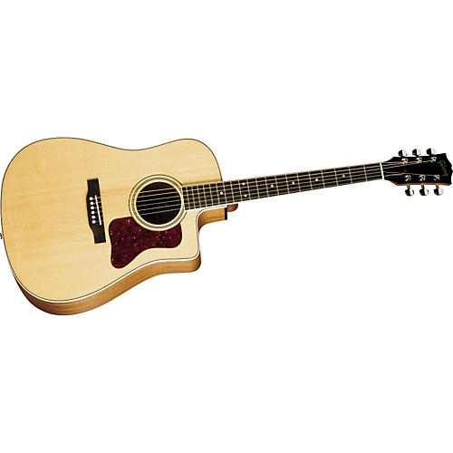 Gibson Songmaker Series DSM-CE Dreadnought Cutaway Acoustic Electric Guitar-thumbnail