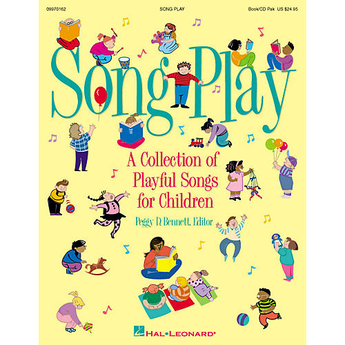 Hal Leonard Songplay (Resource Collection) TEACHER ED Composed by Peggy D. Bennett-thumbnail