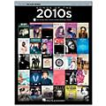 Hal Leonard Songs Of The 2010's - The New Decade Series Book/Online Audio