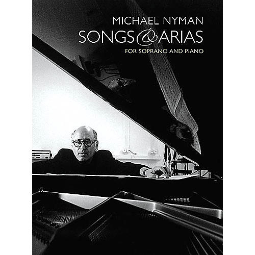 Music Sales Songs and Arias for Soprano and Piano Music Sales America Series  by Michael Nyman-thumbnail