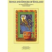 Music Sales Songs and Dances of England (for Recorder) Music Sales America Series
