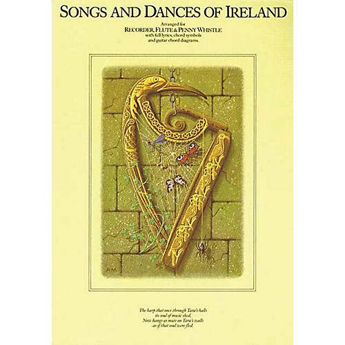 Music Sales Songs and Dances of Ireland Music Sales America Series-thumbnail