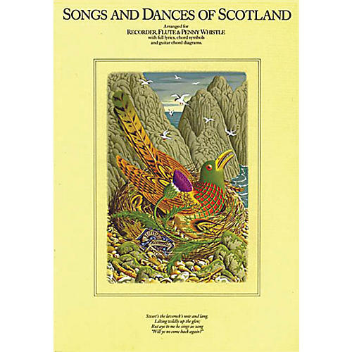Music Sales Songs and Dances of Scotland (for Recorder) Music Sales America Series-thumbnail
