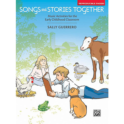 Alfred Songs and Stories Together Book-thumbnail