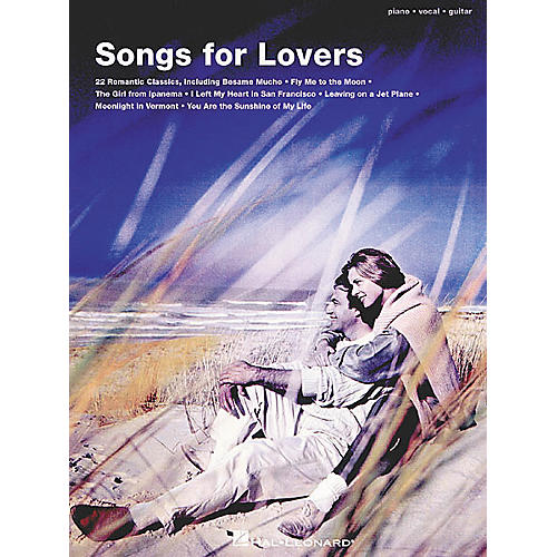 Hal Leonard Songs for Lovers Piano, Vocal, Guitar Songbook