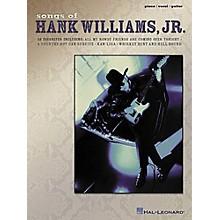 Hal Leonard Songs of Hank Williams Jr Piano, Vocal, Guitar Songbook
