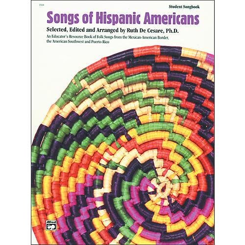 Alfred Songs of Hispanic Americans