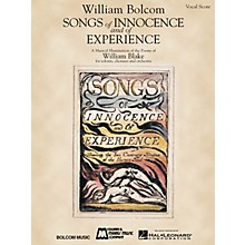 Edward B. Marks Music Company Songs of Innocence and of Experience (Vocal Score) Composed by William Bolcom