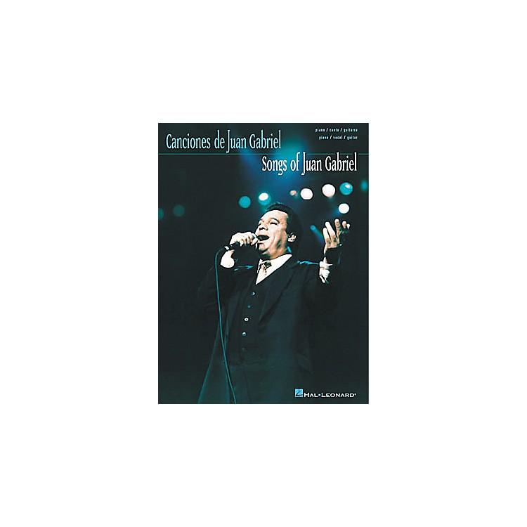 Hal LeonardSongs of Juan Gabriel Piano, Vocal, Guitar Songbook