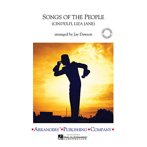 Arrangers Songs of the People Marching Band Level 2.5 Arranged by Jay Dawson-thumbnail