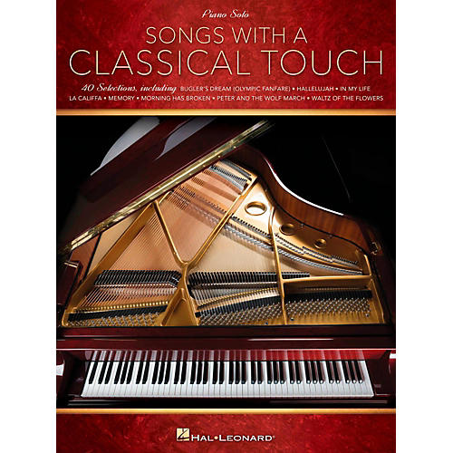 Hal Leonard Songs with a Classical Touch - Piano Solo