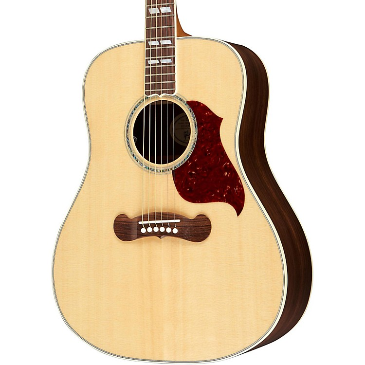 Gibson Songwriter Deluxe Studio Acoustic-Electric Guitar Natural Gold Hardware