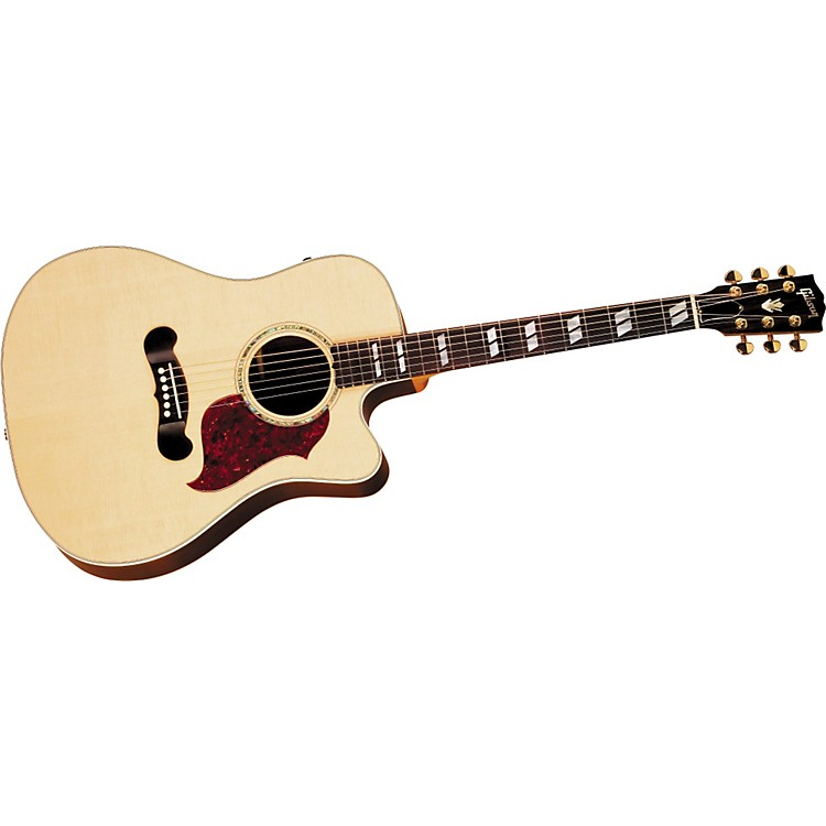 Gibson Songwriter Deluxe Studio EC Acoustic-Electric Guitar