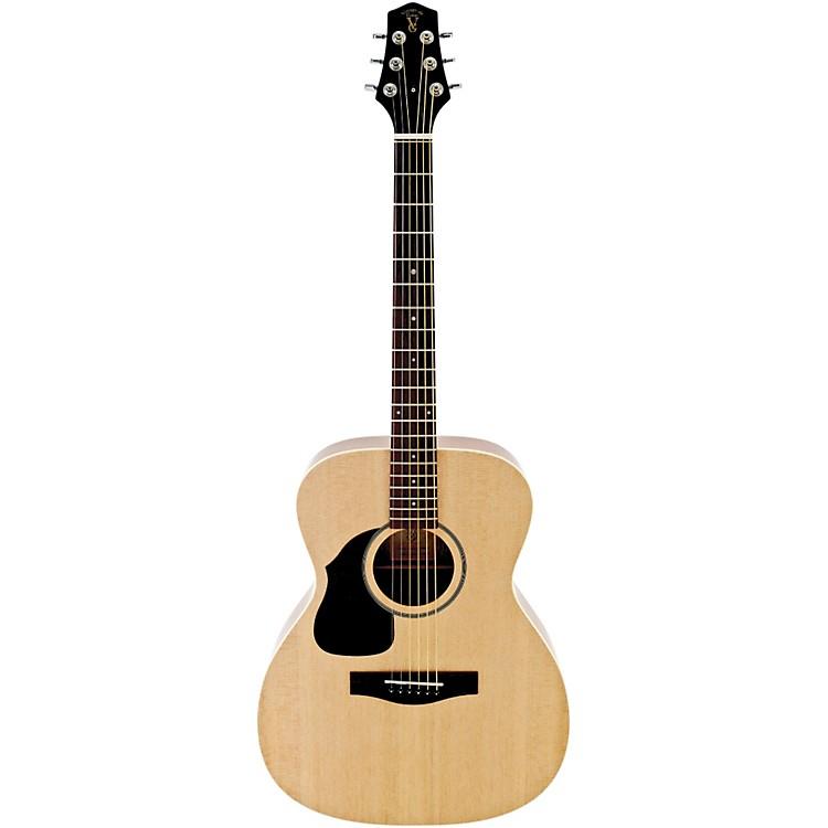 Voyage-Air GuitarSongwriter VAOM-04LH Left Handed Travel Acoustic Guitar