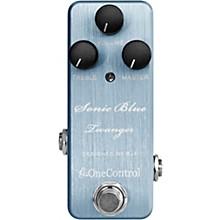 One Control Sonic Blue Twanger Effects Pedal